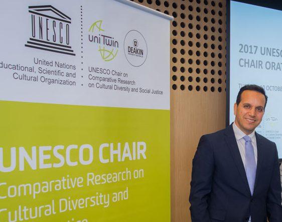 SBS Radio interview regarding recent UNESCO elections