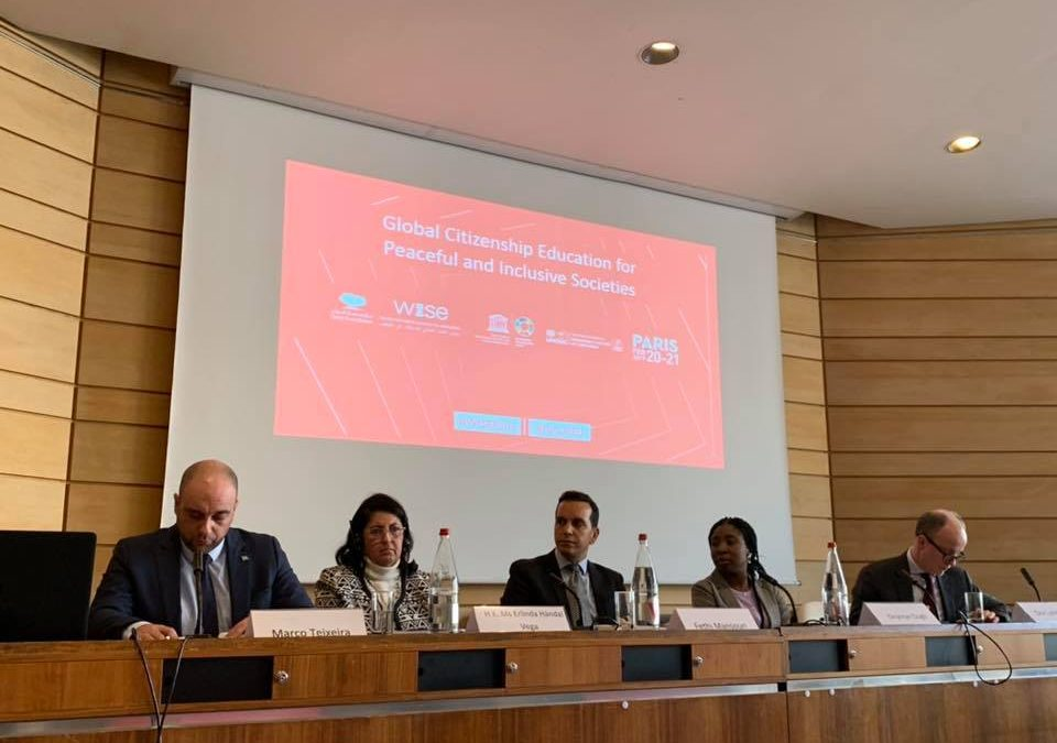 UNESCO/UNODC Panel Session: Global Citizenship Education for Peaceful and Inclusive Societies