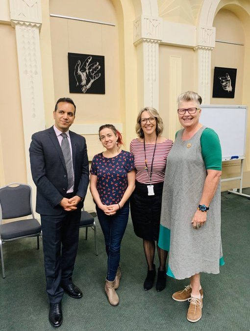 Public Lecture: 'Disrupting Racism in Contemporary Australia'