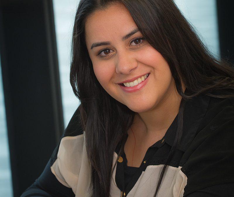 Natalia Pereira awarded PhD scholarship