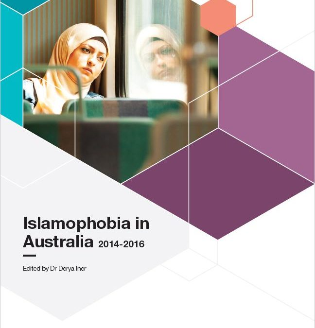 Melbourne launch of the 'Islamophobia in Australia 2014-2016' report