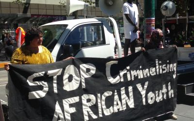 Research opposes media narrative of 'African gangs' in Melbourne