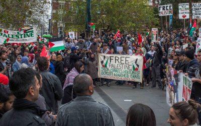 Gaza and Australia's vote