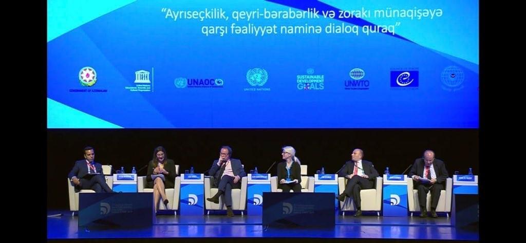 BAKU 2019: World Forum on Intercultural Dialogue