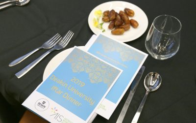 Deakin University Iftar dinner celebrates inclusion, diversity and equality