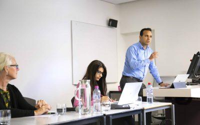Migrant Youth Symposium Panel 2019